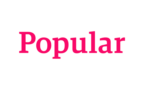 Logo Banco Popular Espaol
